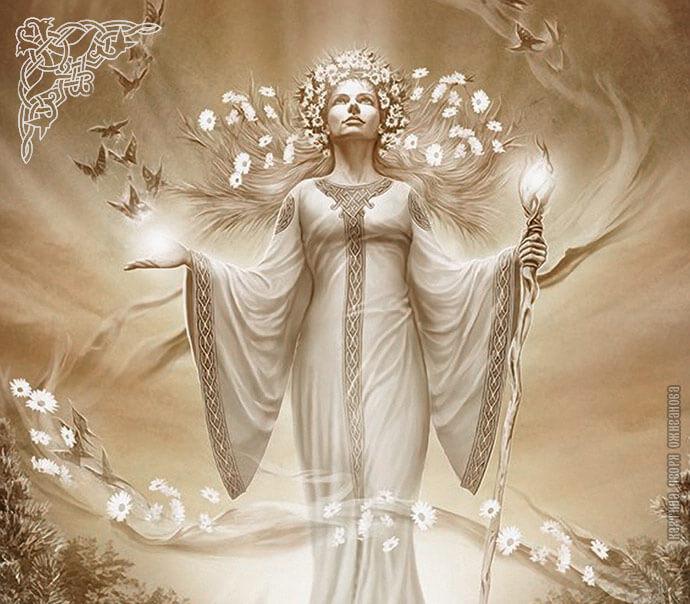 Жива - богиня самой Жизни