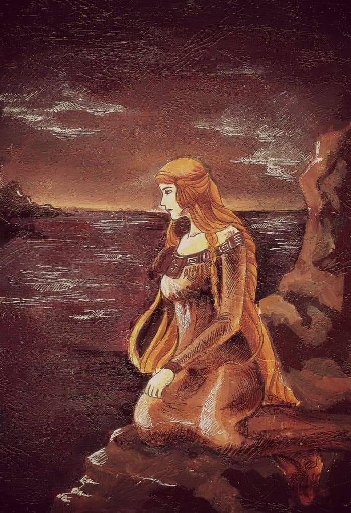 Красавица Лорелея стала проклятием моряков