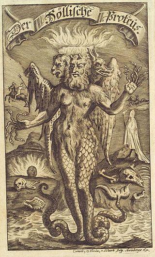 Протей - морской бог-пастух