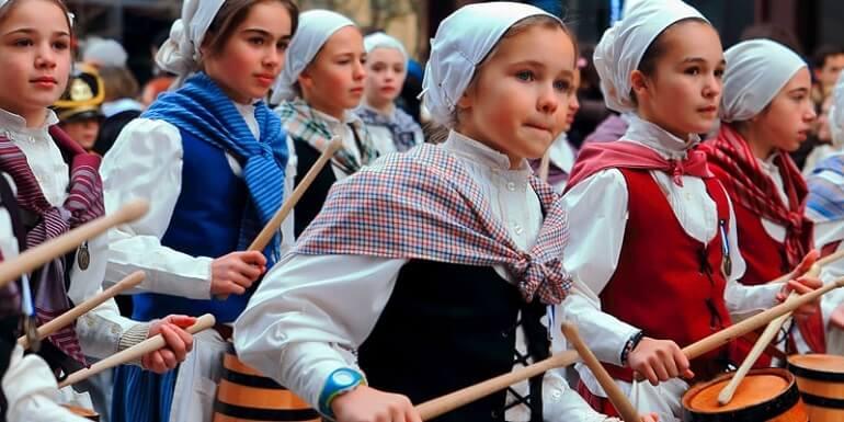 Сан-Себастьян - самый громкий фестиваль басков