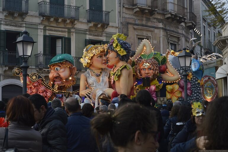 Карнавал в Сицилии