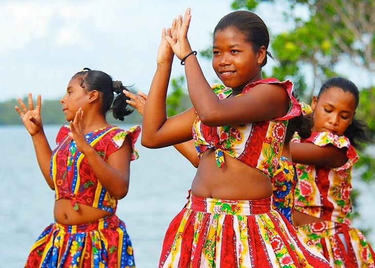 Никарагуанцы - яркий жизнерадостный народ