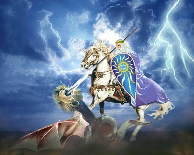 Победа над Скипер-Зверем далась богу нелегко
