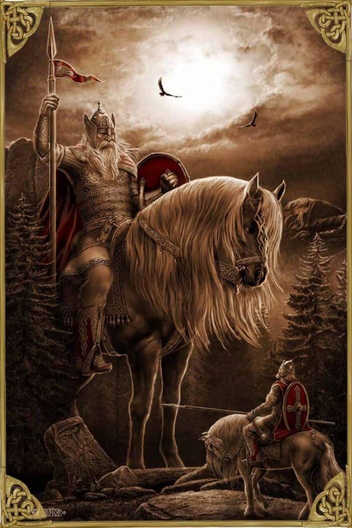 Святогор - богатырь-великан