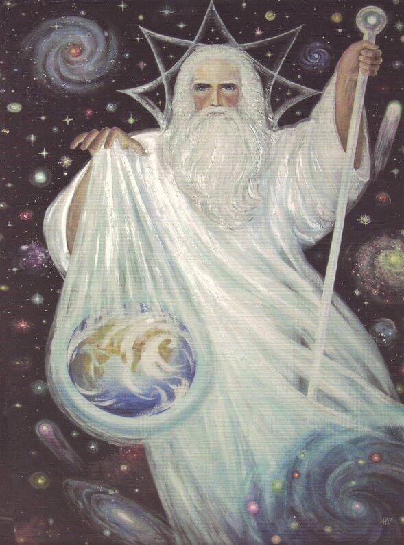 Вышень - славянский бог Вселенной