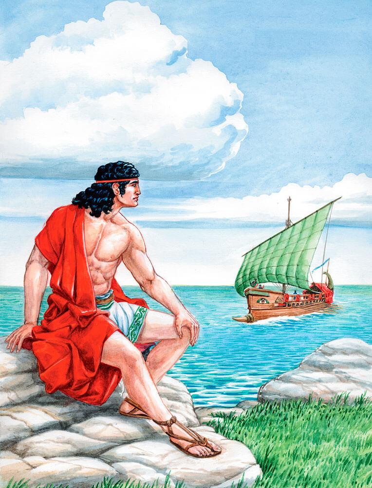 Дионис - самый весёлый из богов