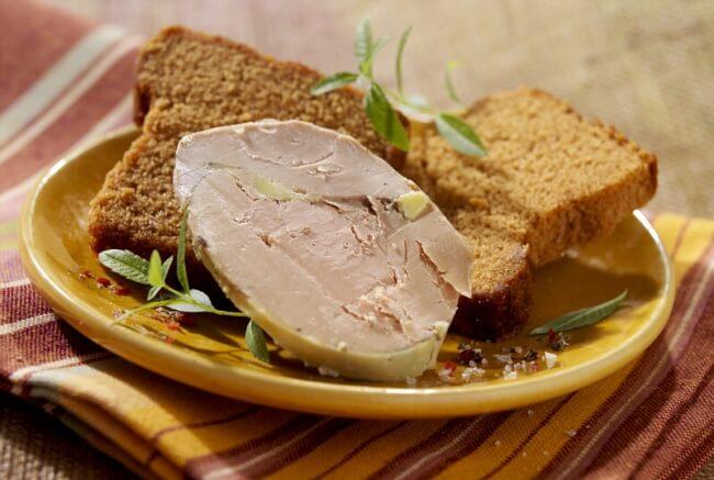 Фуа-гра - любимое блюдо эльзасцев