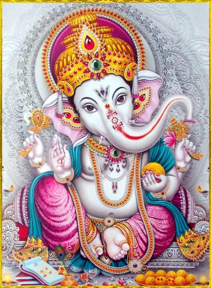 Ганеша - бог благополучия и успеха
