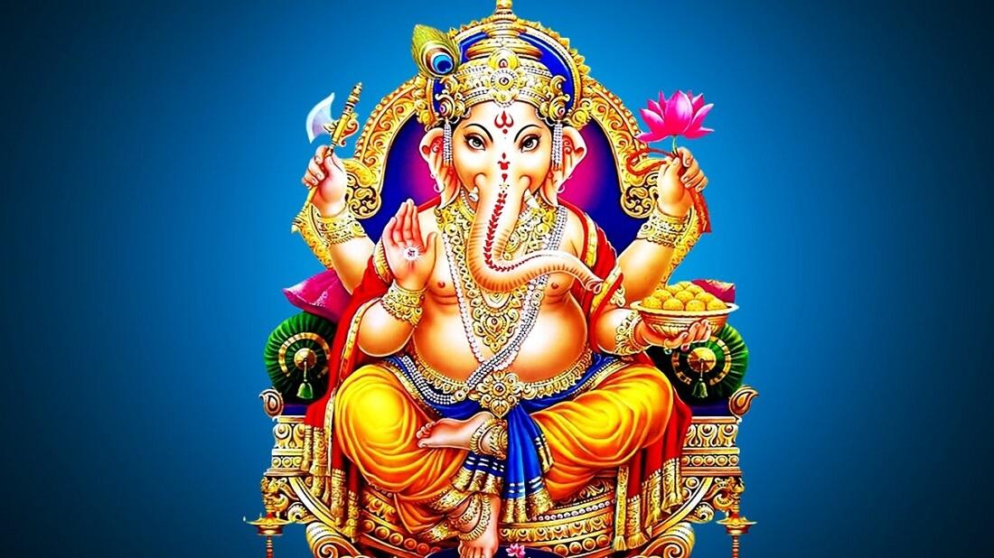 Ганеша – индийский бог-мудрец и великий сладкоежка