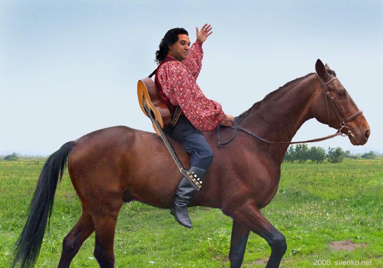 Как и их предки, современные цыгане обожают лошадей