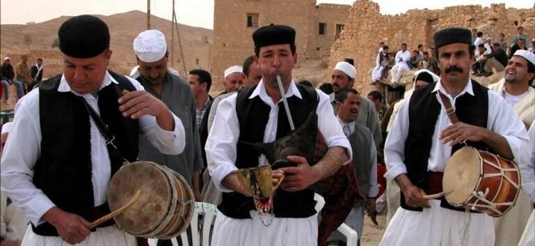 Ливийцы - музыкальный народ