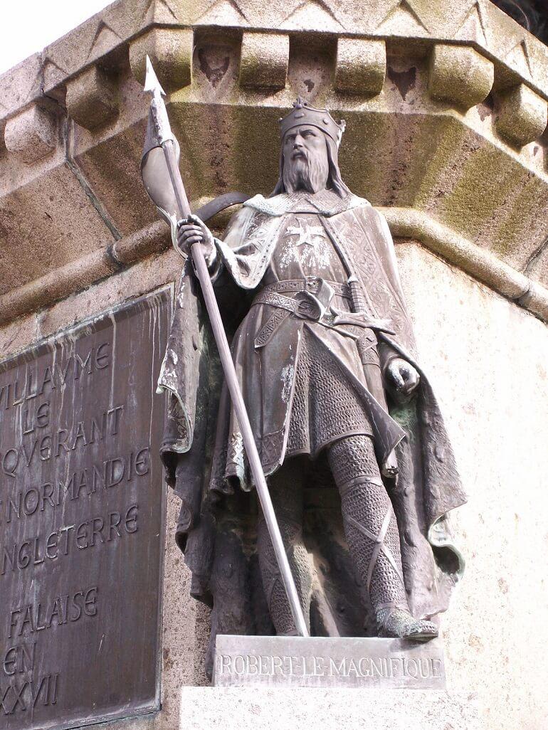 Прототипом Роберта-дьявола мог стать Роберт Первый Нормандский