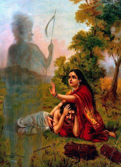 Савитри стала символом верности и любви
