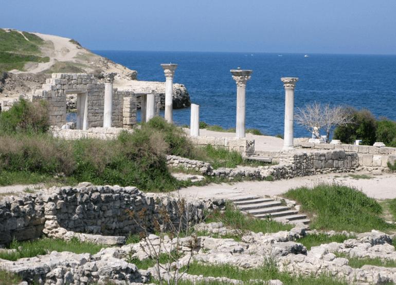 Грекам изначально Чёрное море показалось негостеприимным