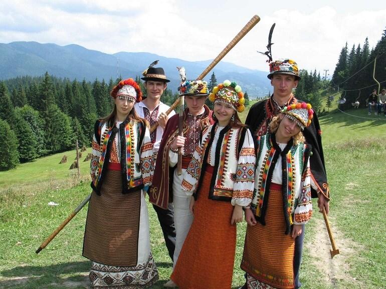 Гуцулы - народ Карпат
