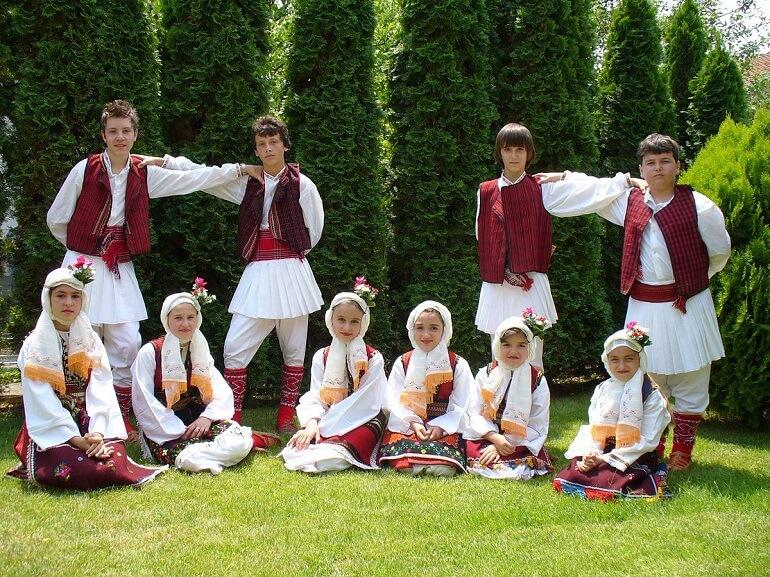 Македонцы - жизнерадостный и весёлый народ