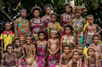Меланезийцы