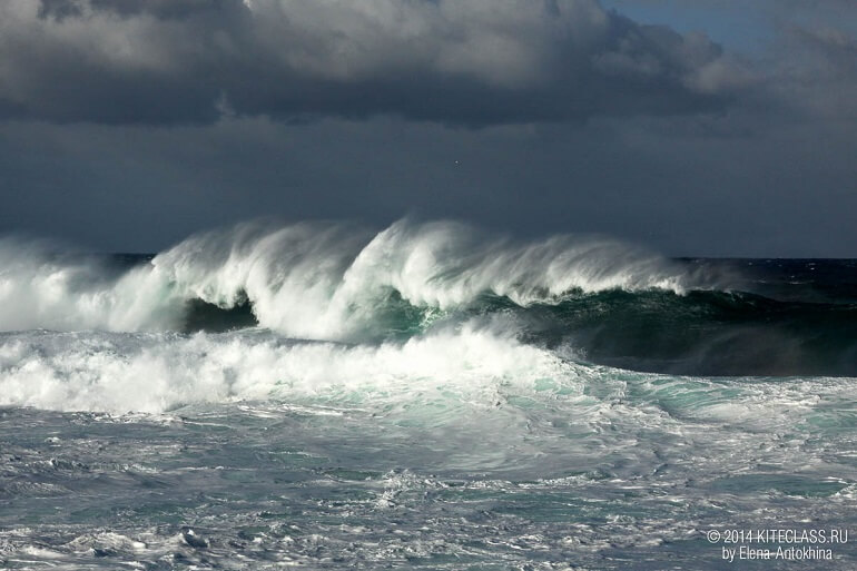Путешественники опасались неспокойного нрава Чёрного моря