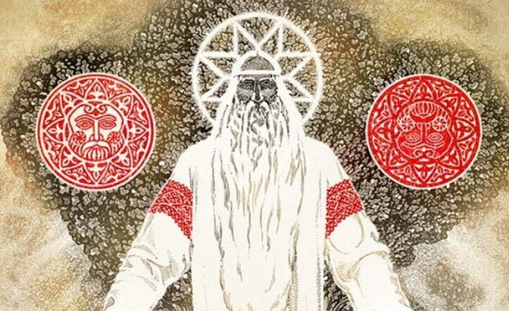 Род - бог-создатель в славянских мифах