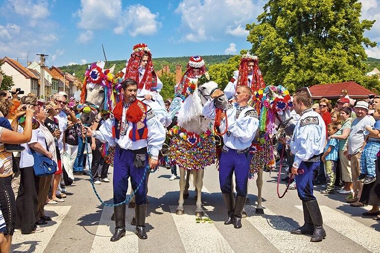 Шествие королей - яркая традиция Чехии