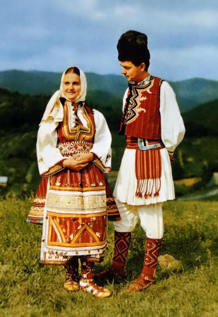 Свадебные обряды македонцев порой очень забавные