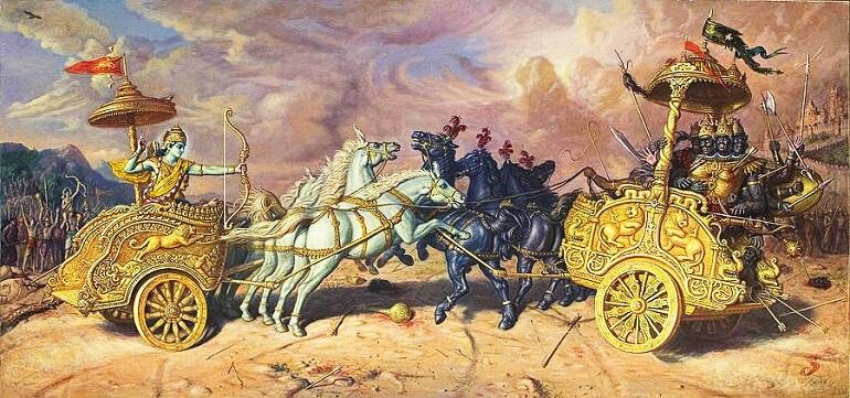Битва Рамы и Раваны