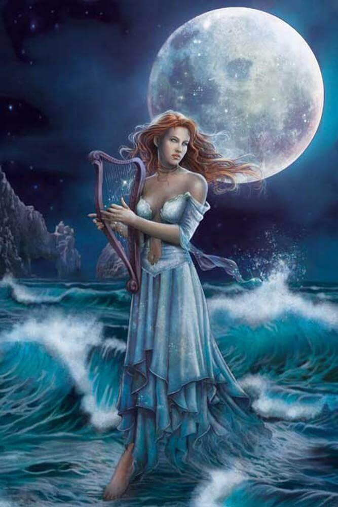 Греки считали Тефиду богиней морей и всех водных источников