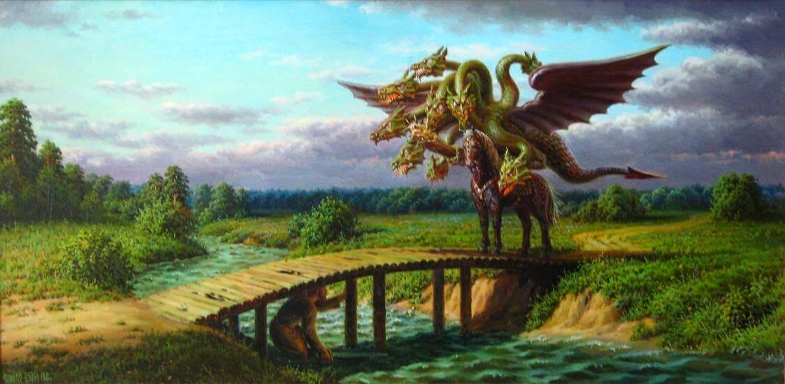 Калинов мост - где находится граница между мирами?