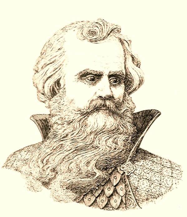 Князь Всеслав Полоцкий, прозванный Чародеем