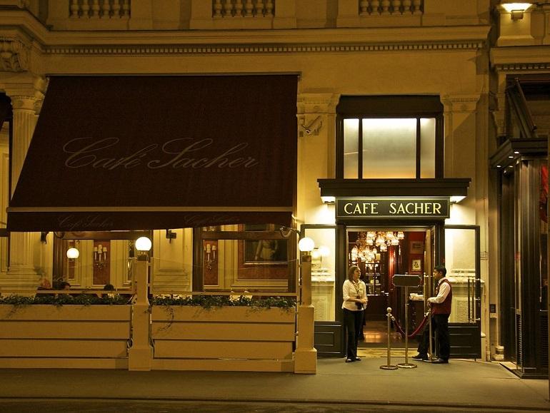 Кофейни - символ Австрии