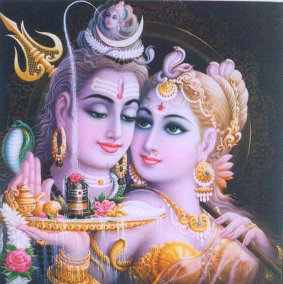 На пути к любви Шивы Парвати пришлось пройти немало испытаний