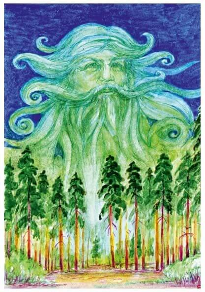 Святобор - покровитель лесов