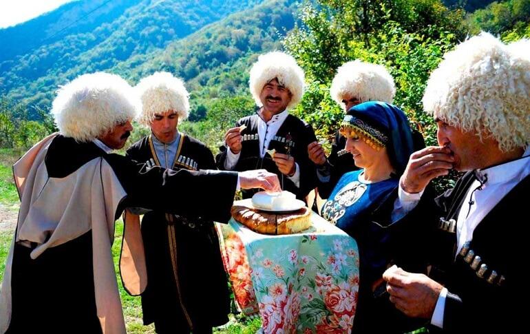 Дагестанцы - гостеприимный народ