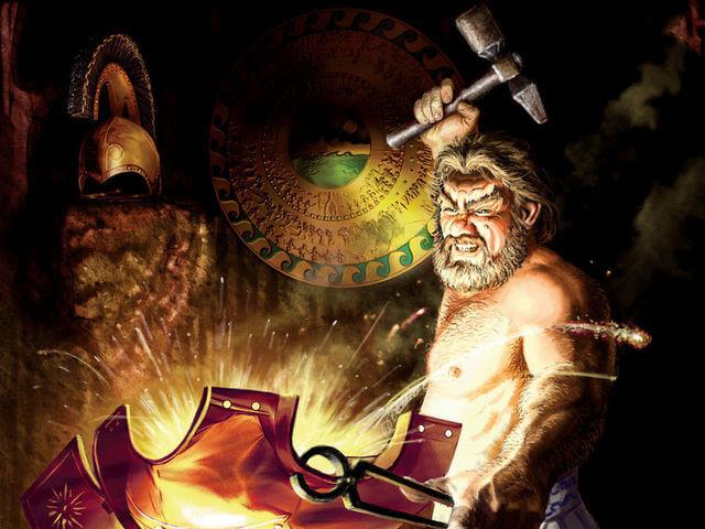 Гефест - бог-кузнец