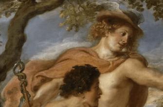 Гермес - мошенник Древней Греции