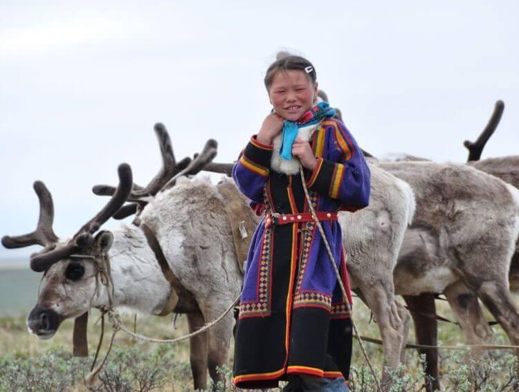 Ханты - народ оленеводов