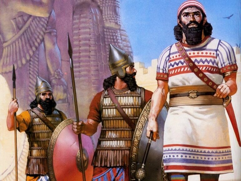 Хурриты - древний народ воителей, магов и писцов