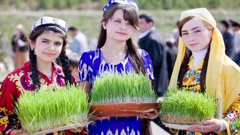Навруз - праздник возрождения для узбеков