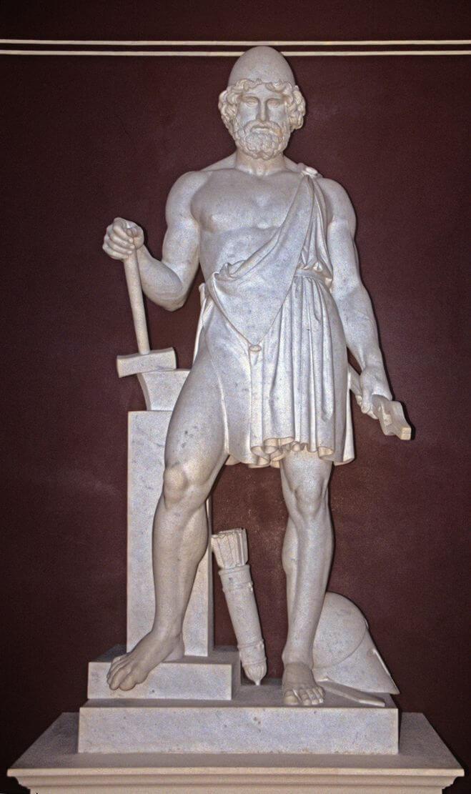 Скульптура Гефеста
