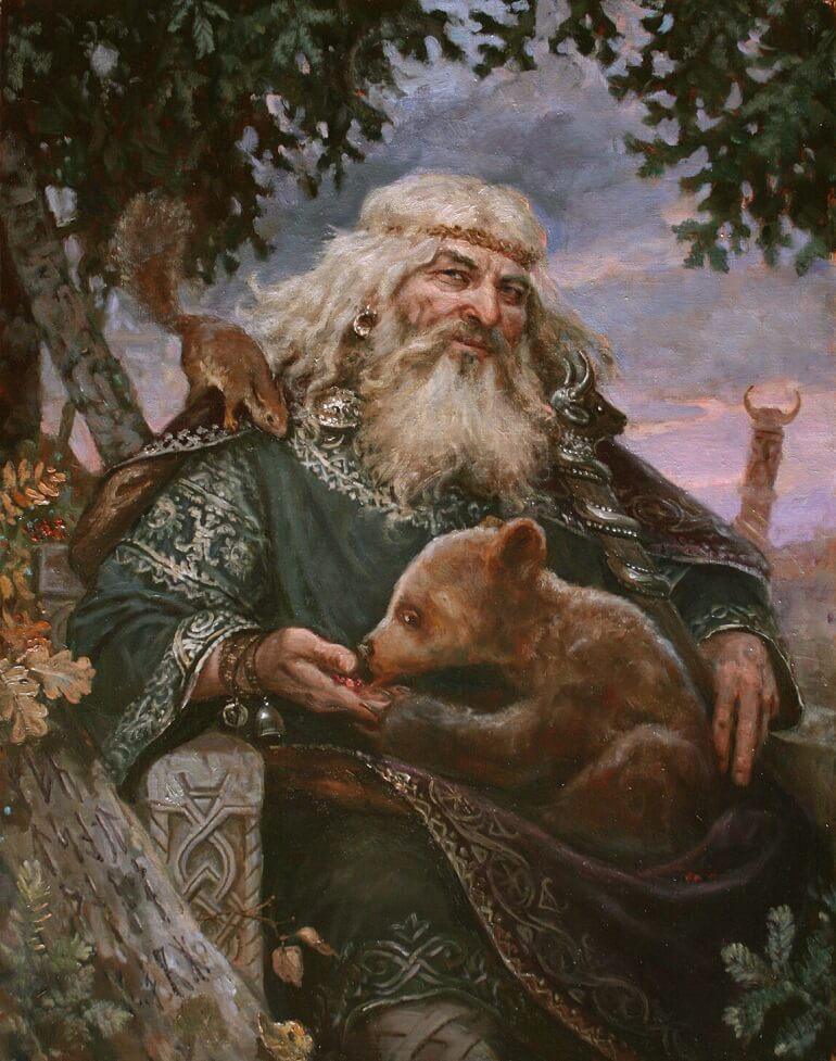 Андрей Шишкин. Велес