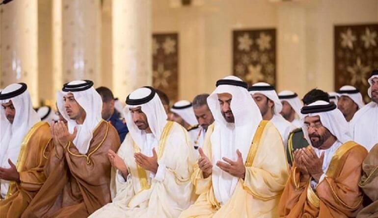 Арабы - глубоко верующие люди