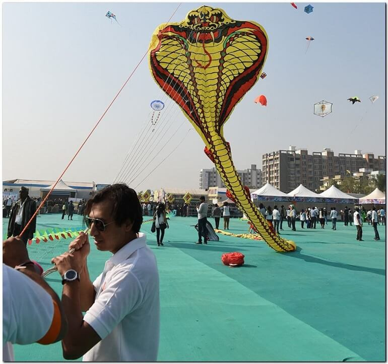 Ежегодно малайцы устраивают Фестиваль воздушных змеев