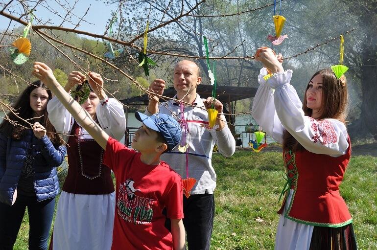 Гукание вясны у белорусов