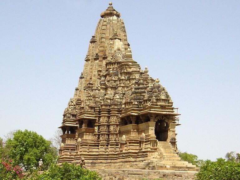 Храм Брахмы в Индии