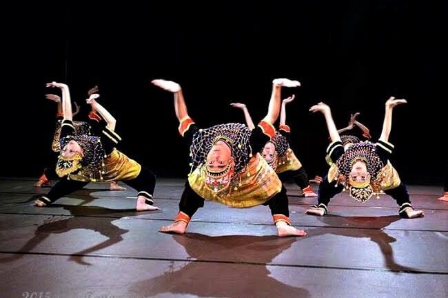 Малайский боевой танец