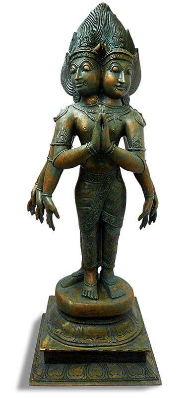 Скульптура Агни