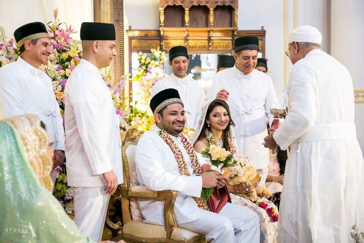 Свадьба парсов