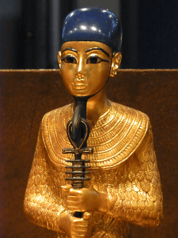 Таким египтяне представляли бога Птаха