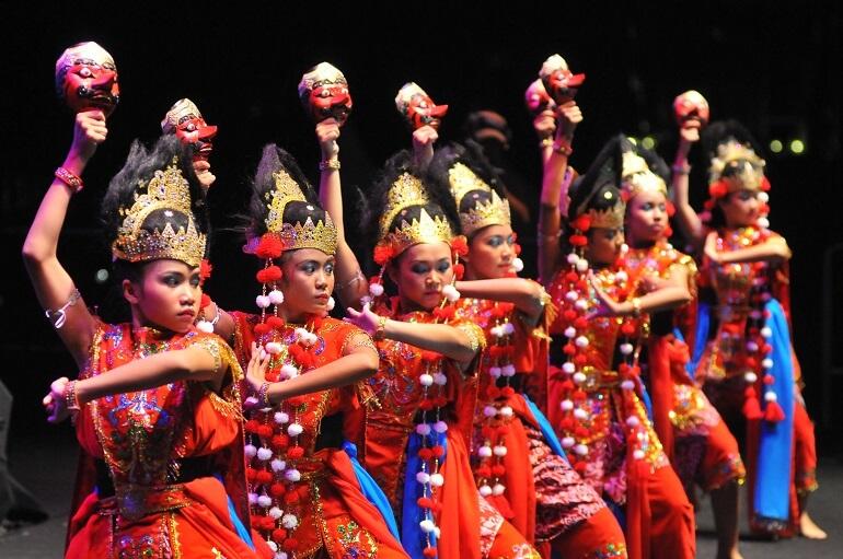 Традиционные танцы Малайзии