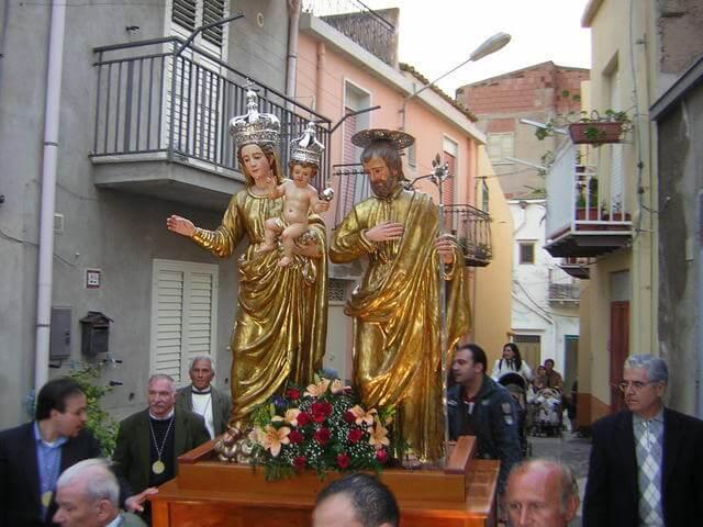 День Святого Джузеппе для итальянцев является Днём отца